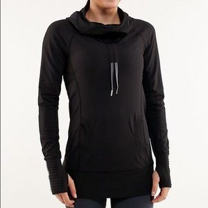 Lululemon Run Ambition pullover - sz6 BNWT